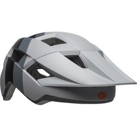 Bell Spark MIPS Fietshelm, downdraft matte gray/orange
